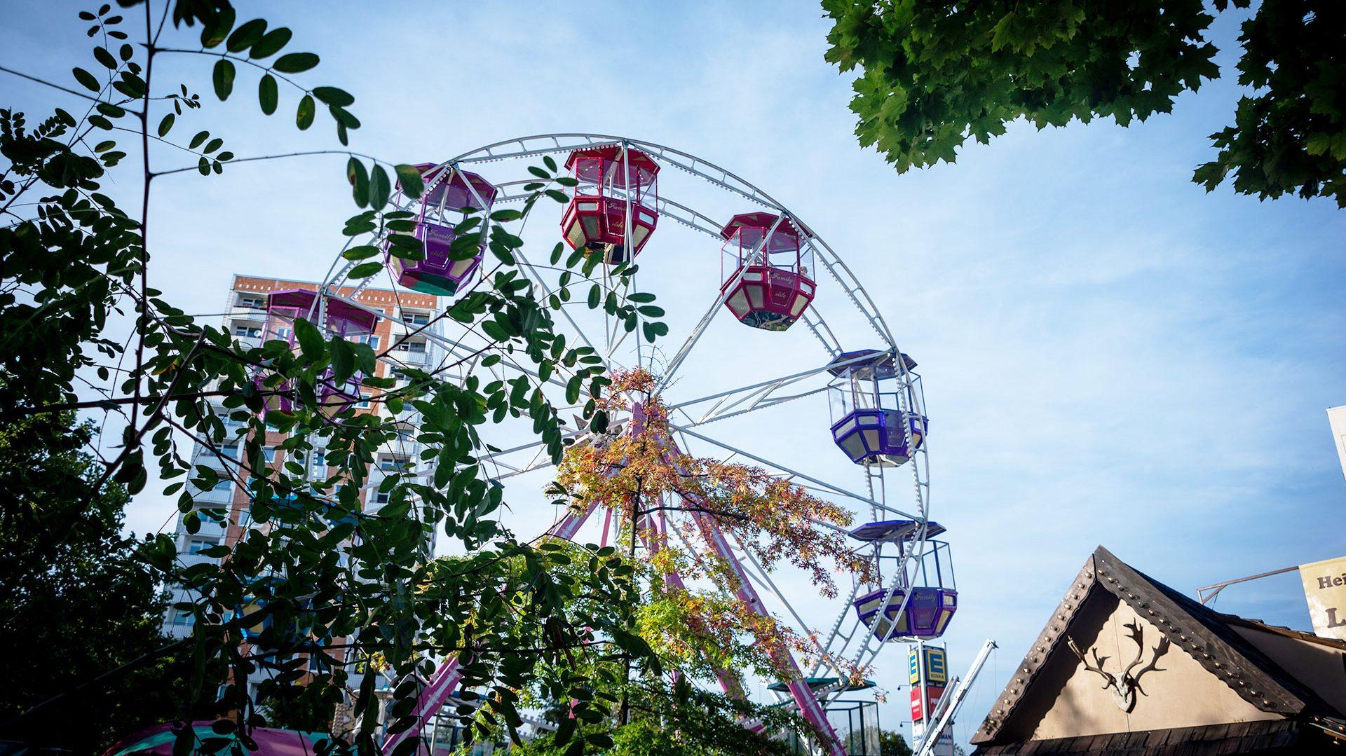 Prohliser Herbstfest Riesenrad