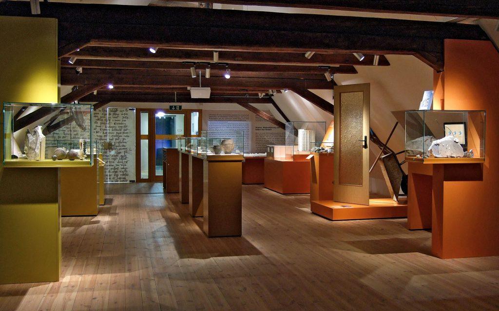 Heimat – und Palitzschmuseum